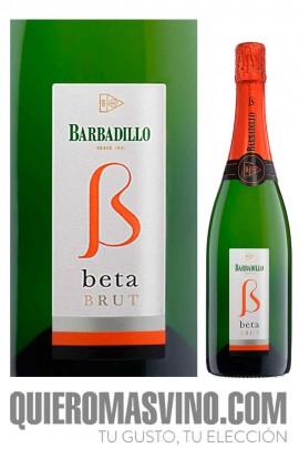 Espumoso Barbadillo Beta Brut