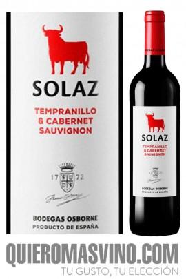 Solaz Tempranillo - Cabernet Sauvignon
