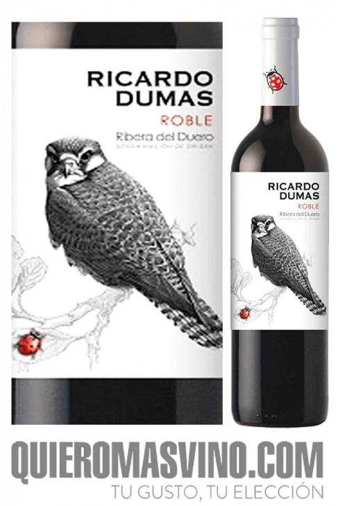 Ricardo Dumas Roble 2018