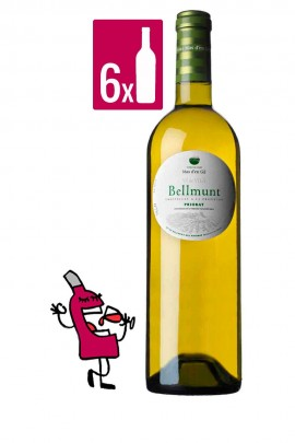 Bellmunt Blanco CAJA 6 BOTELLAS