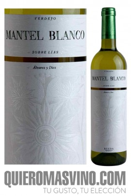 Mantel Blanco Verdejo 2018