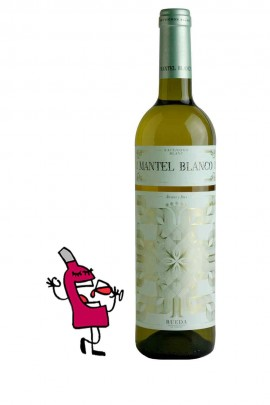 Mantel Blanco Sauvignon Blanc 2018