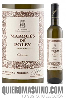 Marqués de Poley Oloroso