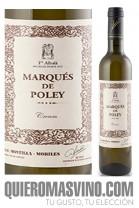 Marqués de Poley Cream