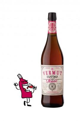 Lustau Vermut Rosé