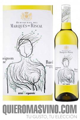 Marqués de Riscal Sauvignon Blanc Organic 2018