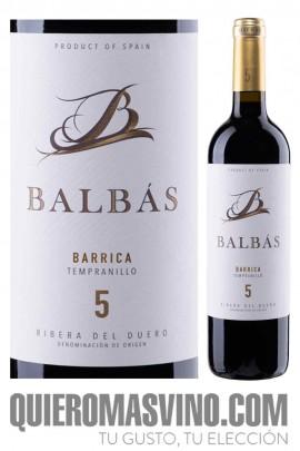 Balbás Barrica 2018