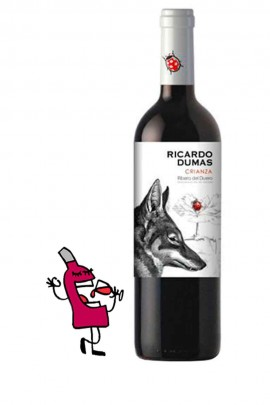 Ricardo Dumas Crianza, Ribera del Duero