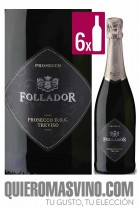 Follador Prosecco Treviso CAJA 6 BOTELLAS