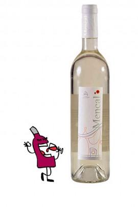 Mencal, vino blanco granadino