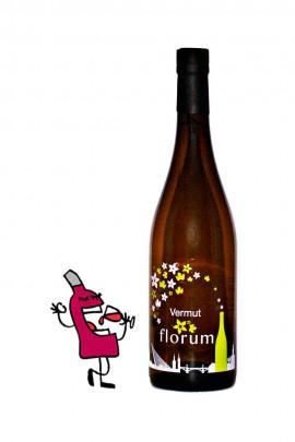 Vermut Florum Blanco, vermut blanco andaluz