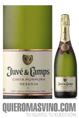 Juvé y Camps Cinta Púrpura Brut