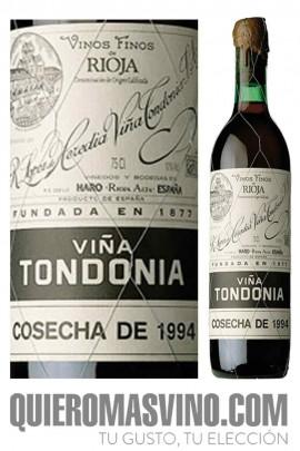 Viña Tondonia Tinto Gran Reserva 1995