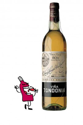 Viña Tondonia Blanco Reserva 2003