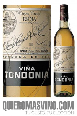 Viña Tondonia Blanco Reserva 2005