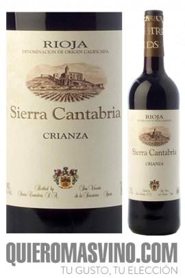 Sierra Cantabria Crianza 2014