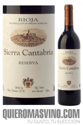 Sierra Cantabria Reserva 2011