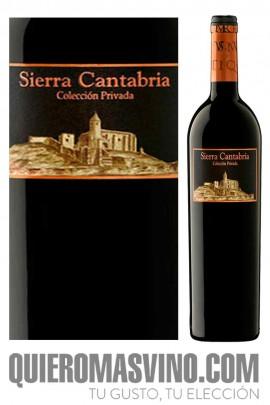 Sierra Cantabria Colección Privada 2015